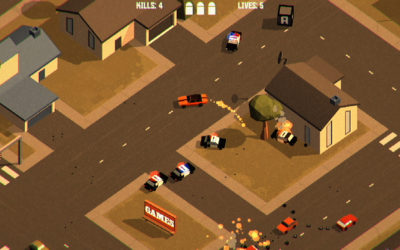 PAKO – Car Chase Simulator Steam Pile Review