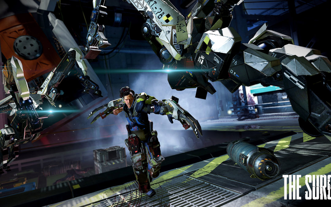 Where is our review for The Surge?