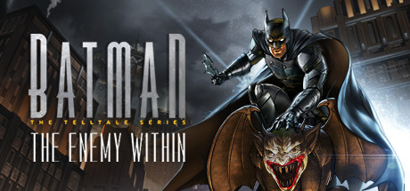 Batman: The Enemy Within Ep. 1 – The Enigma